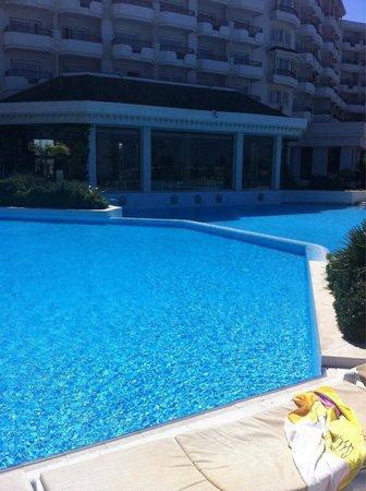IBEROSTAR Royal El Mansour & Thalasso : La piscina