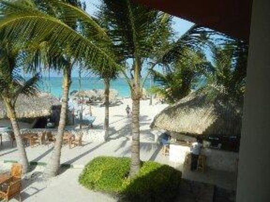 Majestic Elegance Punta Cana: view from upstairs elegance club....wow