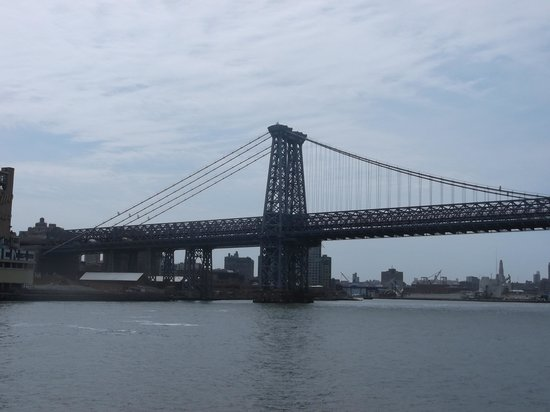 City Sightseeing New York Cruises: Brooklyn Bridge