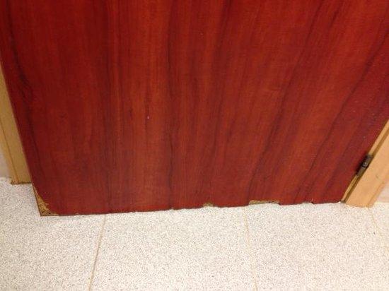 Melia Gorriones Fuerteventura : porta smangiata
