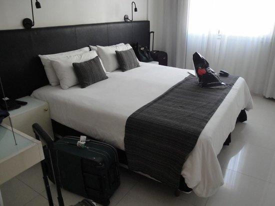 Cyan Recoleta Hotel: Cama
