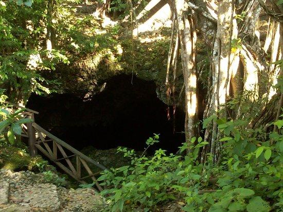 Morgan's Cave : Entrando!
