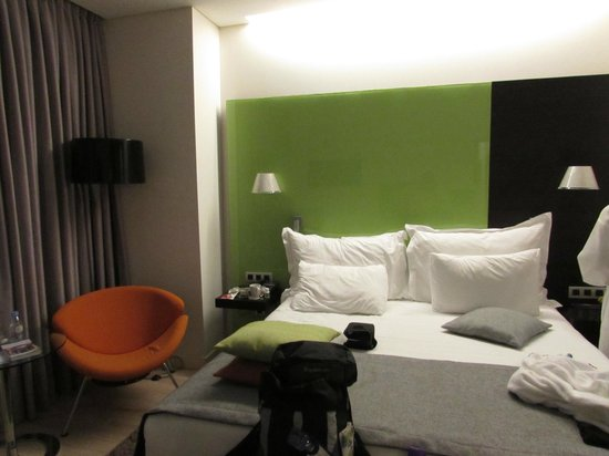 Crowne Plaza Tel Aviv City Center : Quarto