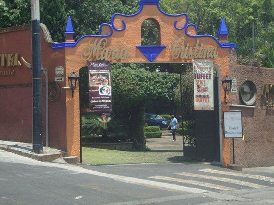 Hotel Maria Cristina : ENTRADA