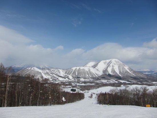 Rusutsu Resort Ski: スフィンクスマウンテン!