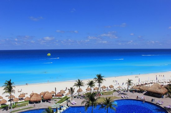 View From 4502 Amazing Picture Of Paradisus Cancun Cancun