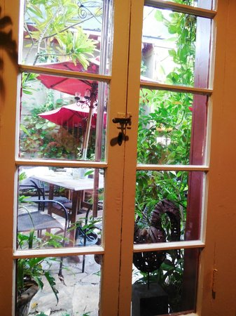 The Goblin Market: Nice courtyard for outdoor dining