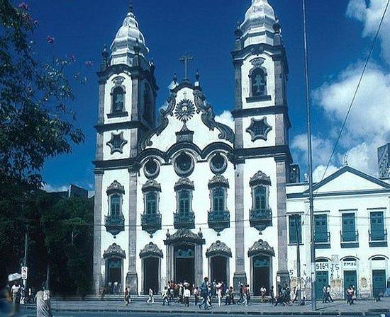 Matriz de Santo Antonio (Santissimo Sacramento)