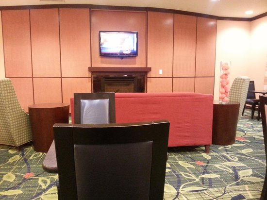 Fairfield Inn & Suites Lewisburg: Lobby2