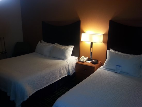 Fairfield Inn & Suites Lewisburg: Room1