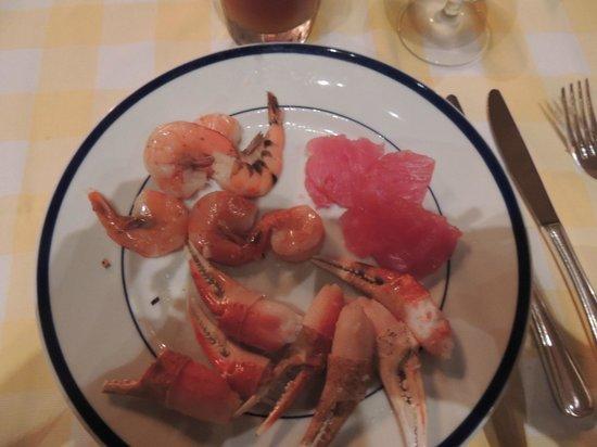 Hapuna Beach Prince Hotel : buffet serale