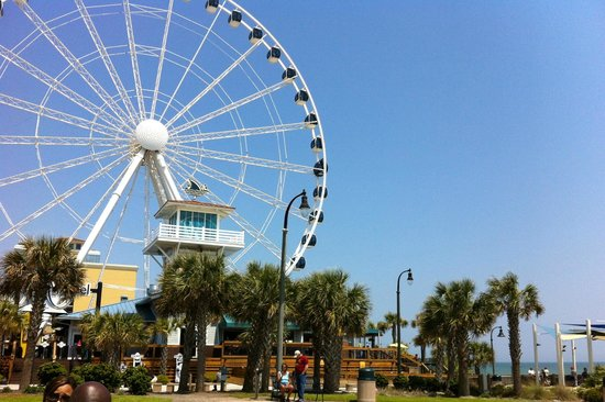 Myrtle Beach Boardwalk & Promenade: Skywheel
