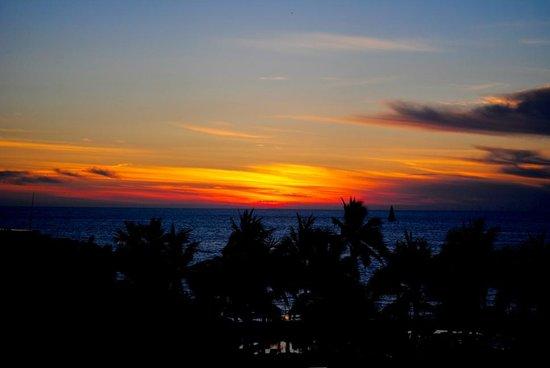 Secrets Vallarta Bay Puerto Vallarta: another stunning sunset