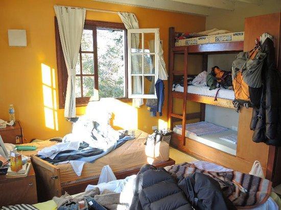 Green House Hostel Bariloche: 8er zimmer