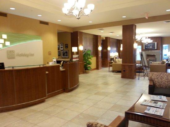 Holiday Inn Laramie: Lobby