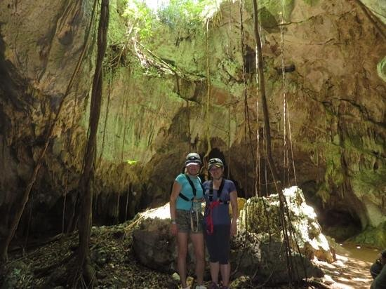Scape Park at Cap Cana: Cave expedition