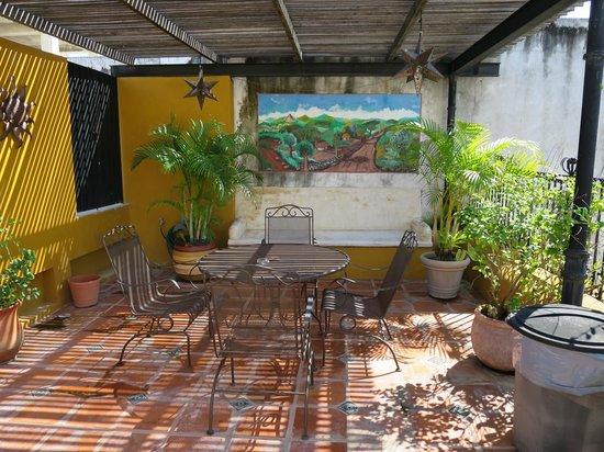 Luz En Yucatan: Patio
