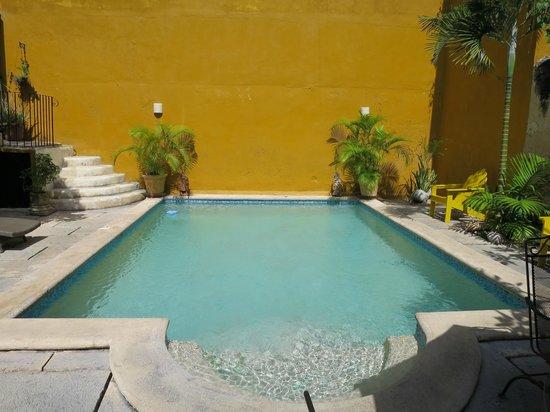 Luz En Yucatan: Pool