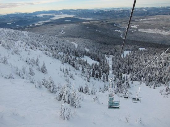 Big White Ski Resort : リフト