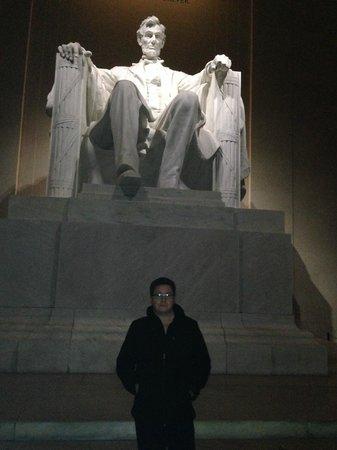 Lincoln Memorial: Monumento a Integridade!