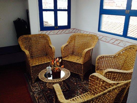 Hostal Inti Wasi - Plaza de Armas: Suite 2