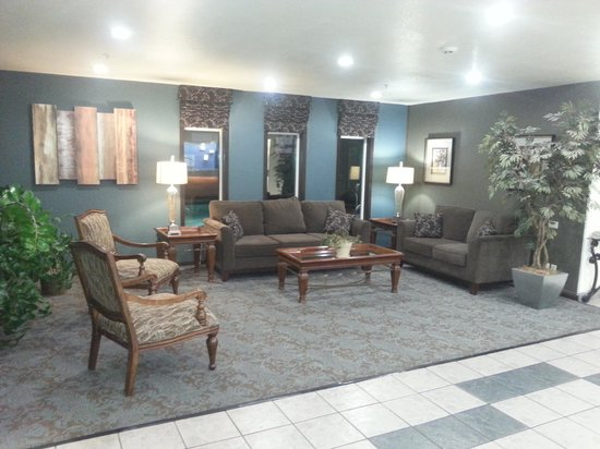 Holiday Inn Express Pendleton: Lobby