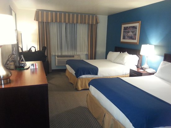 Holiday Inn Express Pendleton: Room2