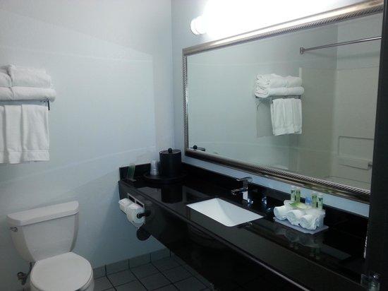 Holiday Inn Express Pendleton : Bath