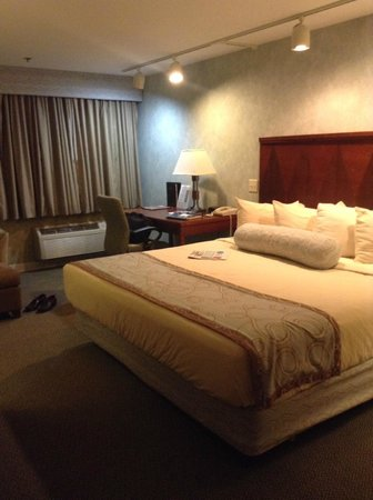Senator Inn & Spa: Room