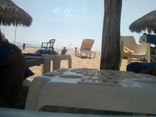 Krystal Puerto Vallarta : En la playa