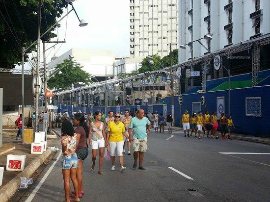 Carnaval en Salvador de Bahia : Carnaval Barra Ondina