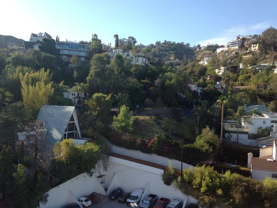 Andaz West Hollywood: View from our too on the 12th floor