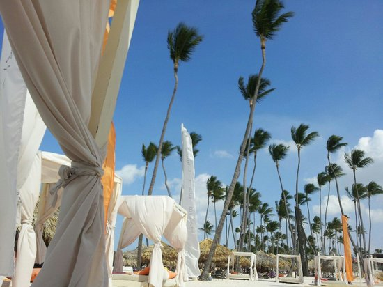 The Reserve at Paradisus Punta Cana : Gabi beach