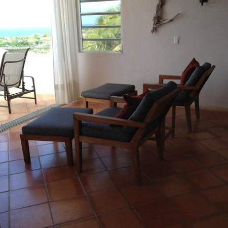SeaGate Hotel: In suite sitting area