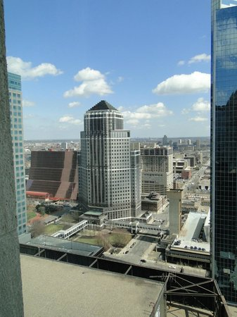 W Minneapolis - The Foshay : view from observation deck
