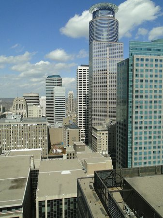 W Minneapolis - The Foshay : observation deck