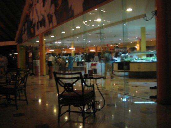 Grand Palladium Punta Cana Resort & Spa : salle a manger principale