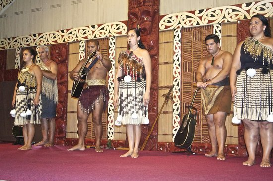 Polynesian Cultural Center: excellent performant
