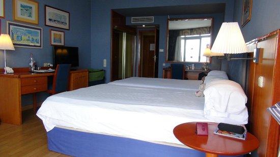 Hotel Best Semiramis Zimmer