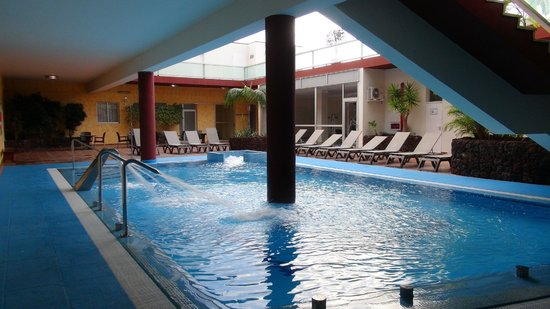 Hotel Best Semiramis Innenpool