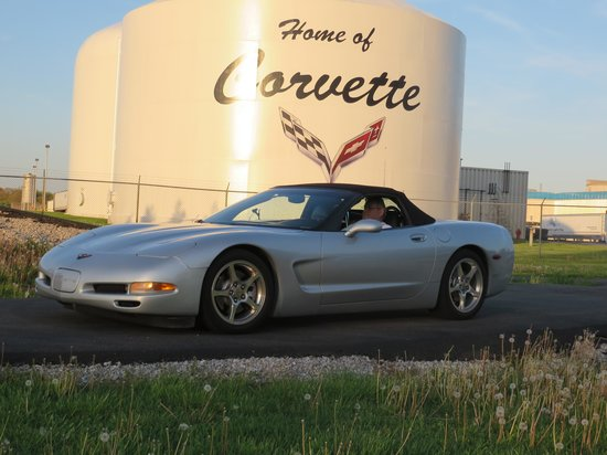 General Motors Corvette Assembly Plant : Corvette Assembly Plant