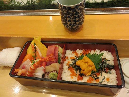 Yamazaki: mon chirashi premium