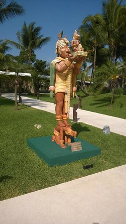 Hotel Barcelo Maya Beach: hotel