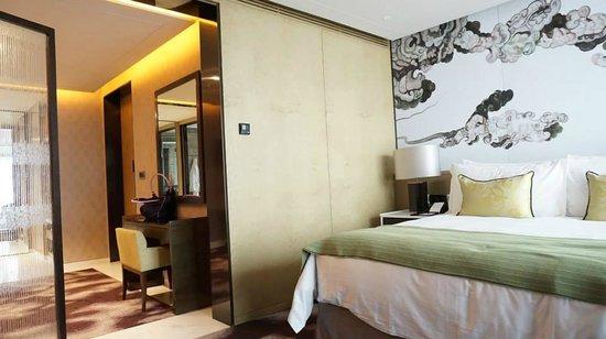 Four Seasons Hotel Shenzhen: Guest room