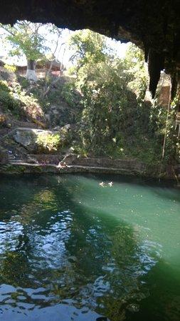 Hotel Barcelo Maya Beach : chenote