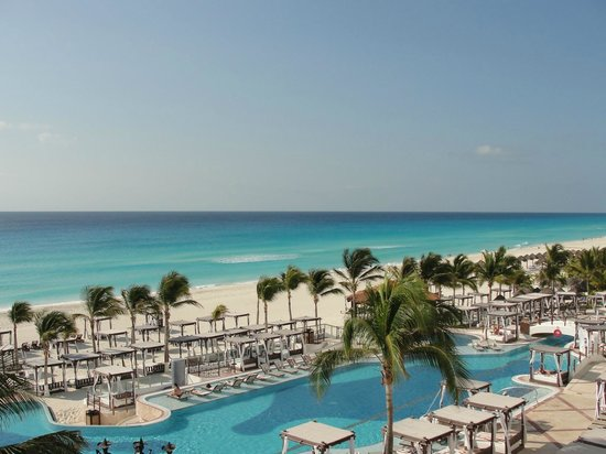 Hyatt Zilara Cancun: Gorgeous View from our room