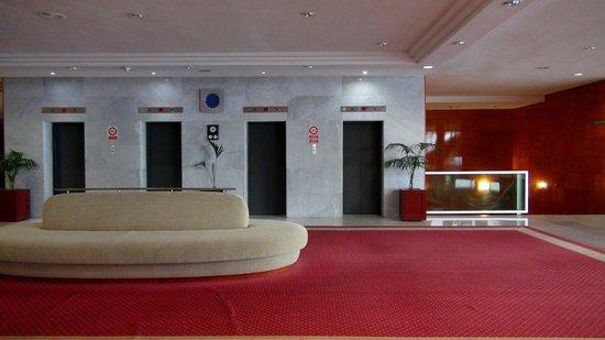 Hotel Best Semiramis Lobby