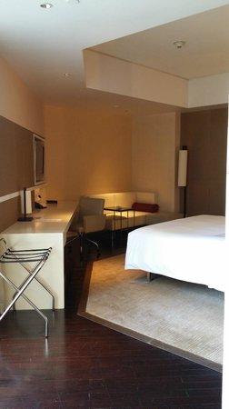 Grand Hyatt Guangzhou: Bedroom