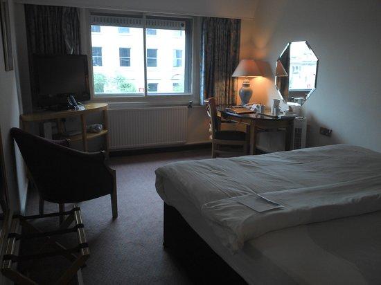 Copthorne Hotel Birmingham: Good sized room and bathroom