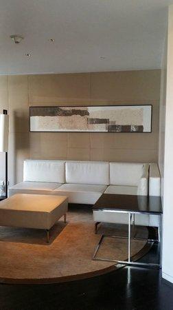 Grand Hyatt Guangzhou: Living Room